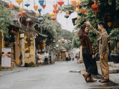 (Tiếng Việt) TOP 05 LOẠI TRANG PHỤC VINTAGE ĐẸP KHI ĐI DU LỊCH HỘI AN