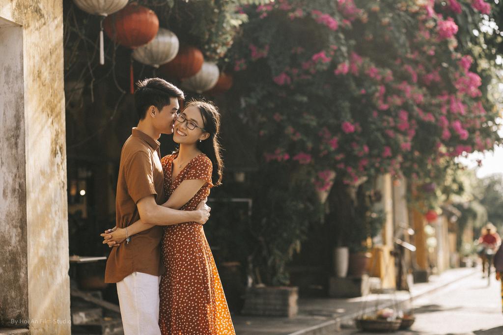 (Tiếng Việt) chụp ảnh đôi ở Hội An