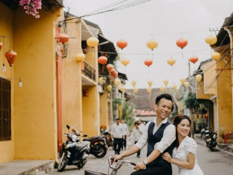PRE-WEDDING IN HOI AN – UYEN & CUONG