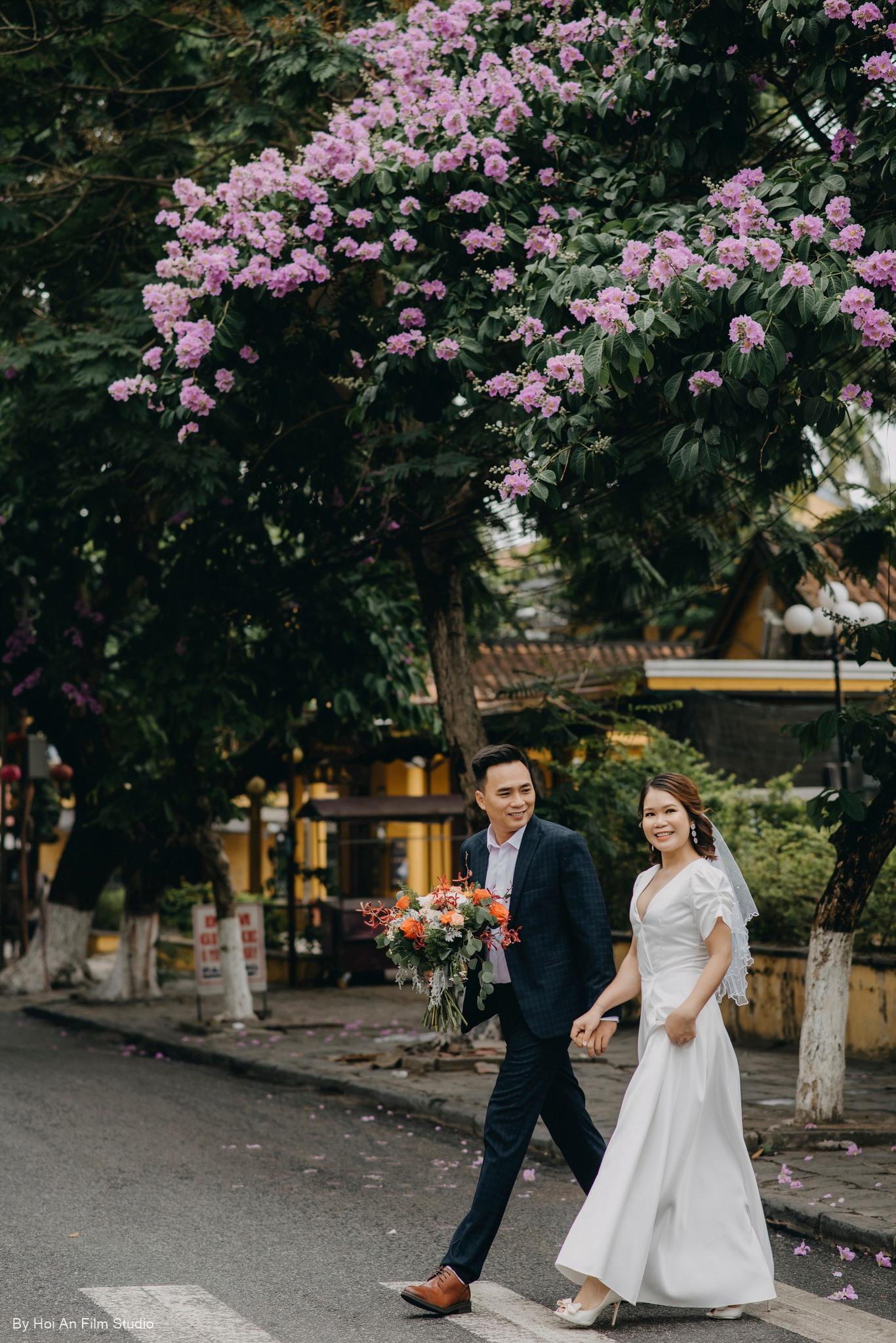 (Tiếng Việt) chụp ảnh cưới hội an