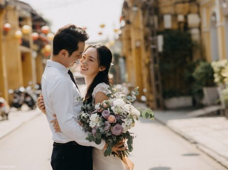 Pre-wedding photos of Kim & Lee- Hoi An Photographer