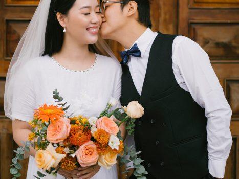 Pre-wedding photos of Hoang & Duyen- Wedding in Hoi An