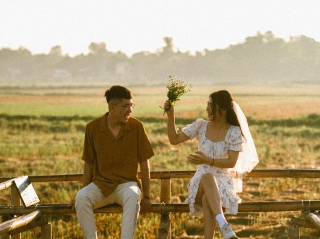 Pre-wedding photos of Hau &Tu- Wedding in Hoi An