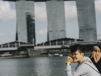 SINGAPORE- THE PEARL FOR DESTINATION PRE-WEDDING SHOOTING